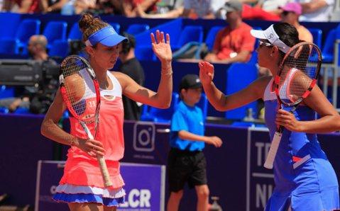 Performanţă înainte de Roland Garros! Mihaela Buzărnescu şi Raluca Olaru au câştigat turneul de la Strasbourg