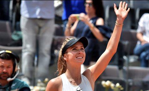 Svitolina, start complicat la Roland Garros. Marea rivală a Simonei a avut nevoie de o revenire incredibilă pentru a se califica în turul al doilea