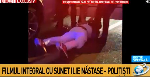 foto: ProSport | VIDEO | Filmul integral al încătuşării lui Ilie Năstase! Dialogul purtat cu(...)