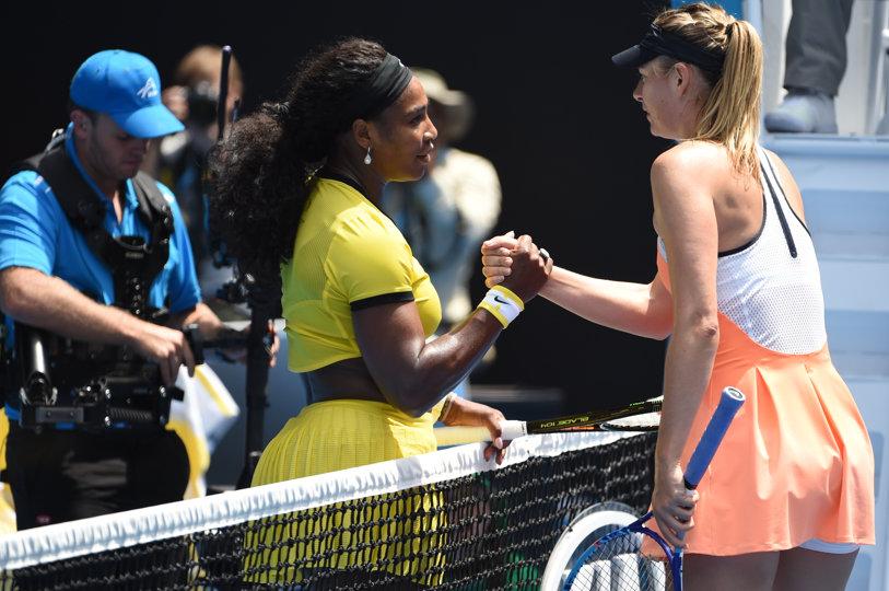"""Scandalul care a declanşat rivalitatea dintre Şarapova şi Williams, dezvăluit de rusoaică: """"Am ieşit repede din vestiar!"""" Serena o acuză de minciună pe Maria"""