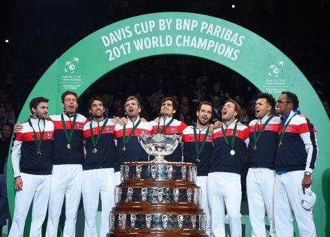 Franţa a luat o decizie istorică în tenis. Mutare radicală din partea naţiunii care deţine Salatiera de Argint