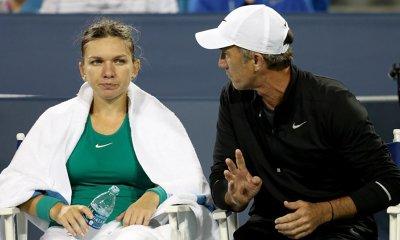 Darren Cahill a pus punct colaborării cu Simona Halep, însă nu a renunţat la tenis. De cine se