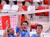 Tomis Constanţa - Lugano 3-0, în grupa A din Liga Campionilor la volei masculin