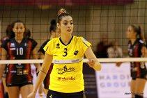 REPORTAJ | Iubită la Nantes, subestimată în ţară. Voleibalista Roxana Bacşiş vrea să se retragă de la echipa naţională