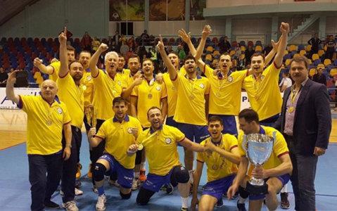 Victorie fabuloasă pentru SCM Craiova în Liga Campionilor la volei!