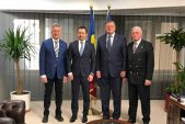 """Şanse mari să găzduim o ediţie a Campionatului European: """"Pentru România este o zi istorică"""""""