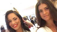 SUPER FOTO | Cum a apărut Sorana Cîrstea la nunta dintre Ana Ivanovic şi Bastian Schweinsteiger