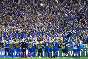 În caz că vă întrebaţi cum au sărbătorit :) Record de naşteri în Islanda la FIX 9 luni după victoria istorică obţinută în faţa Angliei, la Euro 2016