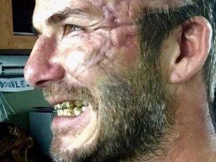 FOTO | Îl recunoşti pe David Beckham? Imaginea cu care fostul internaţional englez şi-a şocat fanii