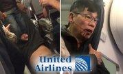 Despăgubiri incredibile pentru pasagerul agresat de reprezentanţii United Airlines, chiar în avion! A primit o AVERE
