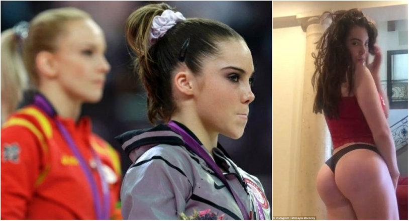"""VIDEO Toţi au crezut că hackerii i-au spart contul după ce aceste imagini au ajuns pe net! Reacţia campioanei olimpice i-a şocat pe toţi! """"Poate vă inspiră asta..."""""""