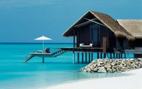 Vacanţă de cinci stele pentru David şi Victoria Beckham! Au plătit 250.000 de lire sterline pentru 11 zile în Maldive
