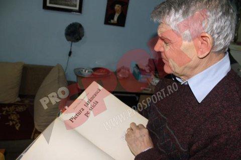 Tatăl lui Mihaiţă Neşu s-a apucat să picteze la 70 de ani! Un reportaj despre pasiunea care l-a ajutat să treacă mai uşor peste drama fiului său