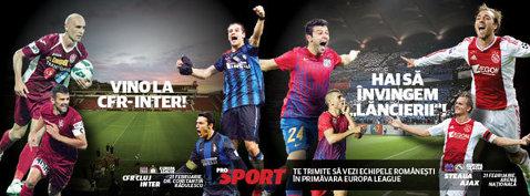 Lista câştigătorilor biletelor pentru singurele meciuri care contează. Vezi dacă mergi la Steaua - Ajax sau CFR Cluj - Inter Milano