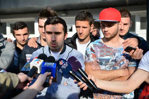 """Dacian Varga vine la """"Ora de Prosport"""", cu Alin Buzărin! Emisiunea e LIVE pe Sport.ro"""