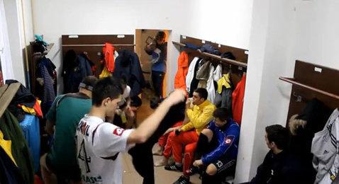 VIDEO Nebunia Harlem Shake a contaminat şi o multiplă campioană a României la fotbal
