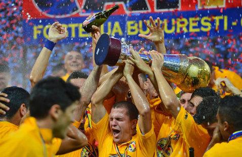 Mediafax ZOOM: Steaua Bucureşti, titlul 24
