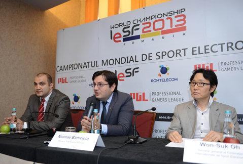 România va găzdui Campionatul Mondial de Sport Electronic