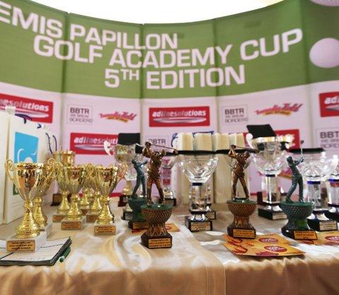 100 de jucători din 12 ţări şi-au disputat Cupa Academiei de Golf Demis Papillon 2013