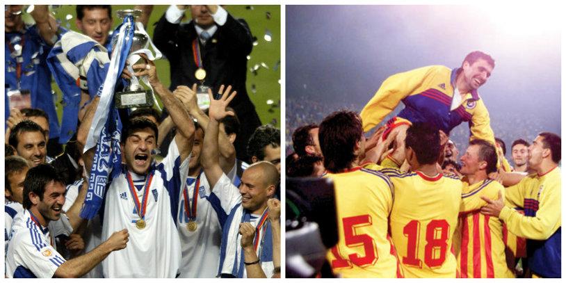 """Grecia - România se mai joacă o dată! """"Generaţiile de Aur"""" ale celor două ţări se vor întâlni într-o partidă demonstrativă pe 16 decembrie! Reacţia lui Hagi"""