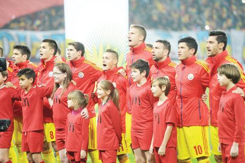 TVR are drepturile de difuzare pentru meciurile echipei naţionale în preliminariile CE 2016 şi CM 2018