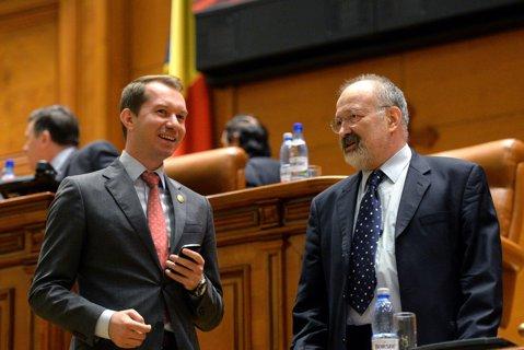 Mihai Sturzu, printre favoriţi la preluarea şefiei ministerului Tineretului şi Sportului
