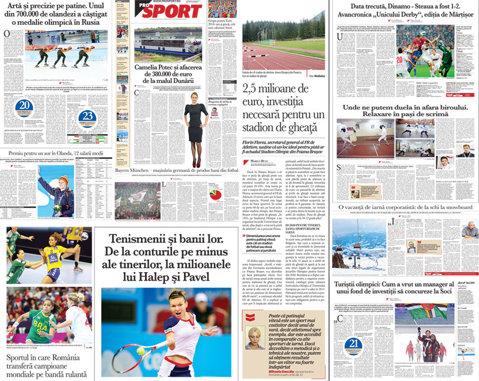 Marţi în săptămânalul ProSport: Afacerea unică avută de Camelia Potec, în Deltă. Ce business de succes administrează fosta campioană olimpică