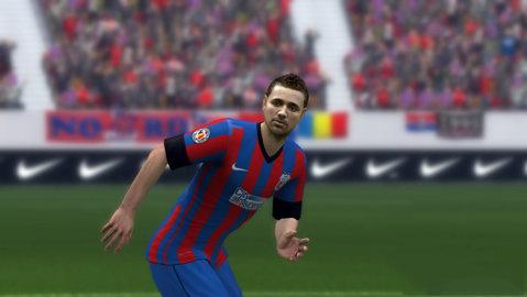 Joacă FIFA cu echipele româneşti la zi. Download gratuit