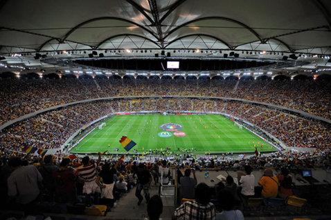 Oficial: Bucureşti candidează pentru organizarea Euro 2020. UEFA a anunţat care sunt cele 19 dosare de candidatură