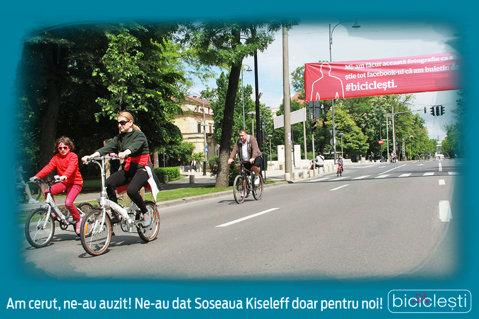 Bicicleşti 2014. Ediţia de astăzi, anulată din cauza vremii nefavorabile