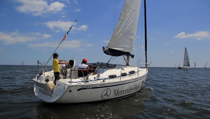 În acest week-end are loc regatta care parcurge tot litoralul românesc de la Nord la Sud pe traseul Tomis – Costineşti - Mangalia – Limanu