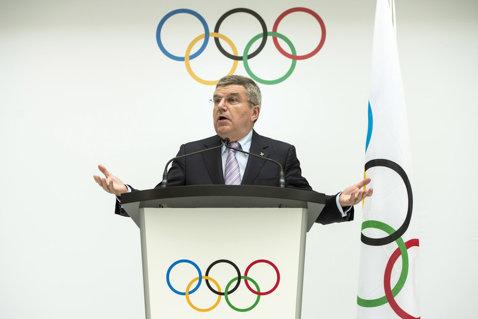 Preşedintele CIO va fi prezent la sărbătorirea a 100 de ani de olimpism în România