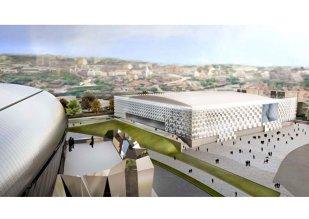FOTO   Cel mai avangardist proiect din România este gata în proporţie de 95%. Cum arată construcţia de 88 de milioane de lei