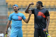 IMAGINEA ZILEI | Insane Usain. Bolt a jucat într-un meci demonstrativ de cricket