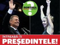 """Marii sportivi îl întreabă pe Iohannis: România sportului bine făcut? Propunerea amuzantă a Simonei Halep pentru preşedintele ales: """"Veniţi să cântaţi imnul împreună cu noi?"""" Răspunsul lui Iohannis: """"Da, se poate!"""""""