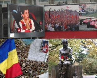 REPORTAJ | Steagul românesc şi o inimă în locul unde Ayrton Senna a murit acum 20 de ani. ProSport a făcut turul circuitului de la Imola, uitat de FIA în goana după petrodolarii Orientului