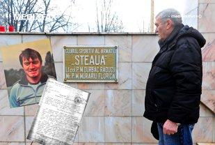 Cândva, în decembrie: 1989-2014: Costică Murariu trăieşte zi de zi cu numele ucigaşului fratelui său pe buze. Flankerul naţionalei de rugby, Florică Murariu, a fost împuşcat mortal la numai 34 de ani