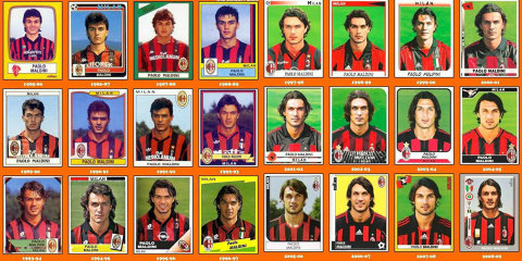 IMAGINEA ZILEI | 20 ianuarie. Legendarul Paolo Maldini, 30 de ani de la debutul la Milan