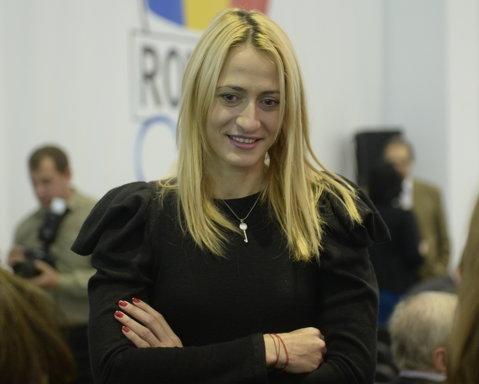 """Camelia Potec dă startul la """"ProSport Prima Ieşire"""", în această dimineaţă, în Parcul Herăstrău"""