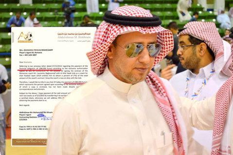 EXCLUSIV | Documentul care arată adevăratul salariu al lui Reghe la Al Hilal. Arabii spun că familia Reghecampf a rămas cu datorii şi ameninţă cu o plângere la FIFA