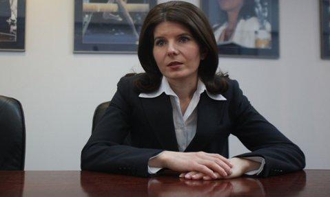 Monica Iacob Ridzi, condamnată definitiv la cinci ani de închisoare cu executare pentru abuz în serviciu
