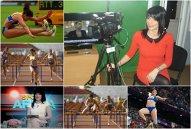 A participat la Jocurile Olimpice, e multiplă medaliată la Naţionalele de atletism, iar acum are propria emisiune. Povestea campioanei om de televiziune