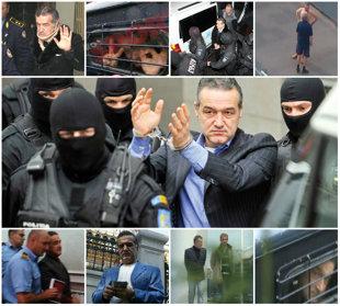Neobişnuitul caz al deţinutului Gigi Becali. Povestea unei eliberări anunţate: cum să fii condamnat la 8 ani de închisoare şi să scapi după mai puţin de 2. Influenţa lui Băsescu şi Ponta în acest dosar