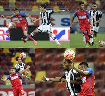 """Pretenţii de Liga Campionilor, joc de liga a doua. Steaua face doar 1-1 pe teren propriu cu Partizan după un joc foarte slab. Elevii lui Rădoi vor încerca minunea în """"iadul"""" de la Belgrad"""