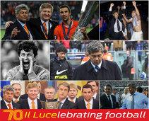 LUCESCU 70 | Zece momente importante din cariera celui mai titrat antrenor al României | IL LUCElebrating football