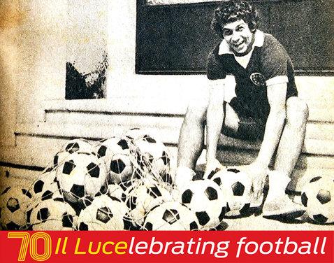 LUCESCU 70 | Lucescu, Bilardo şi şeful de post din Bucureştii Noi | IL LUCElebrating football