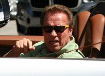 Ce surpriză! Arnold Schwarzenegger, fotografiat când o ţinea în braţe pe cea mai cunoscută româncă. FOTO în articol