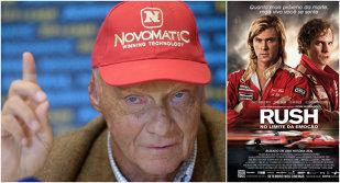 """VIDEO   Nu e în Rush, e în carne şi oase. Triplul campion mondial Niki Lauda, interviu pentru ProSport despre dansul cu moartea şi Formula 1: """"De ce să-mi fac operaţie estetică? Nu-mi puteau pune urechea la loc""""   EXCLUSIV"""