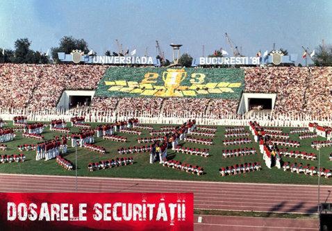 Citeşte LUNI, pe www.prosport.ro, un nou episod din DOSARELE SECURITĂŢII. Cum decurgea o zi de filaj a unui sportiv român