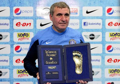 """INTERVIU cu Gică Hagi! Francezii l-au luat la întrebări pe cel mai bun fotbalist român din toate timpurile. """"De ce n-ai investit la Steaua şi ai creat Viitorul?"""" Cum a răspuns """"Regele"""""""